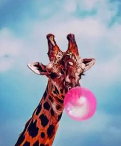 colorful-giraffe-paint-by-number