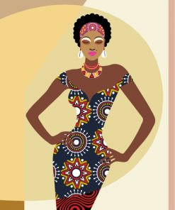 cool-african-woman-paint-by-numbers