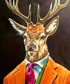 cool-mr-deer-paint-by-numbers