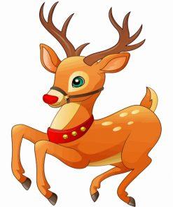 cute-deer-paint-by-numbers