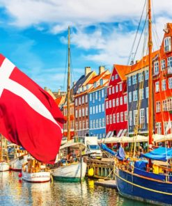 denmark-boats-paint-by-number
