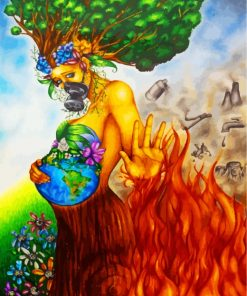 destroyed-mother-earth-paint-by-numbers