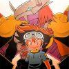 Digimon Adventure Taichi Kamiya Paint by numbers