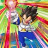 Dragon Ball Anime Paint by numbers