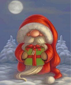 dwarf-santa-paint-by-numbers