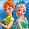 elsa-frozen-fever-paint-by-numbers