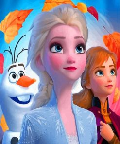 frozen-animation-paint-by-numbers