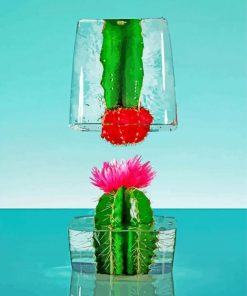 frozen-cactus-paint-by-numbers