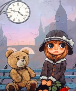 girl-and-teddy-bear-paint-by-numbers