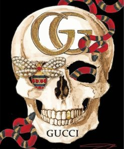 gucci-skull-paint-by-numbers