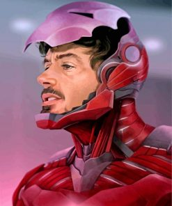 iron-man-paint-by-number
