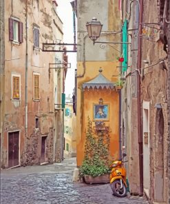 italian-street-paint-by-numbers