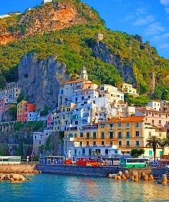 italy-Amalfi-Coast-paint-by-numbers