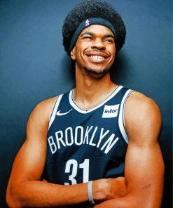 jarrett-allen-Brooklyn-Nets-paint-by-number