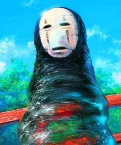 kaonashi-spirited-away-paint-by-number