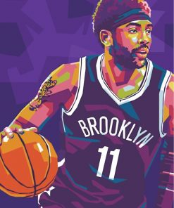 kyrie-irving-brooklyn-nets-paint-by-numbers