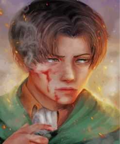 levi-ackerman-paint-by-numbers