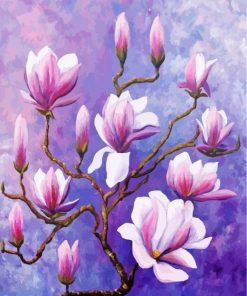 magnolias-flowers-paint-by-numbers