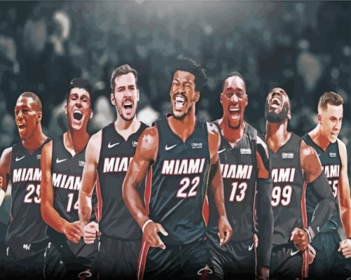 miami-heat-team-paint-by-numbers