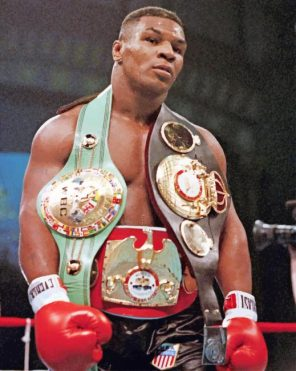 mike-tyson-world-champ-Belts-paint-by-number