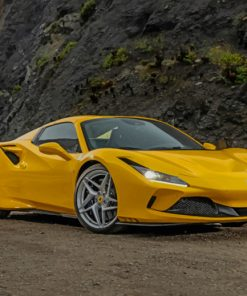 modern-Ferrari-F8-Spider-paint-by-numbers