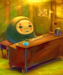 no-face-playing-piano-paint-by-number