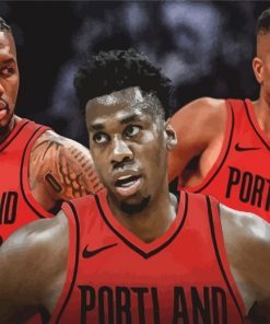 portland-trail-blazers-players-paint-by-numbers
