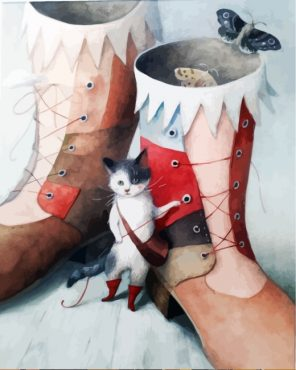 puss-and-boots-paint-by-numbers