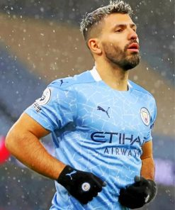 sergio-aguero-man-city-paint-by-numbers