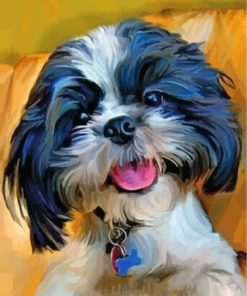 shih-tzu-dog-paint-by-numbers
