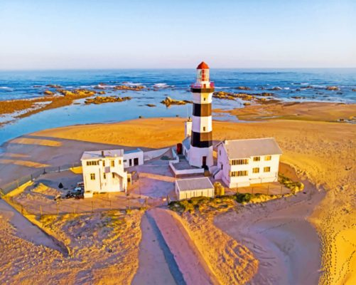 southafrica-South Africa Port Elizabeth-paint-by-number