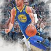 stephen-curry-Golden-State-Warriors-paint-by-numbers