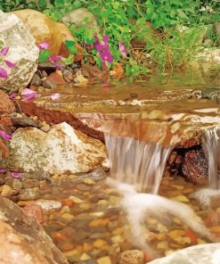 stream-with-waterfall-paint-by-numbers