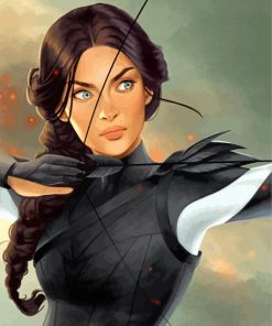the-hunger-games-art-paint-by-number