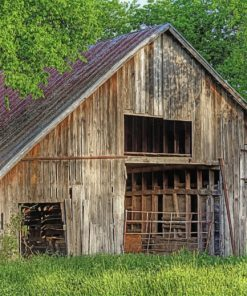 the-old-barn-in-denton-texas-paint-by-numbers