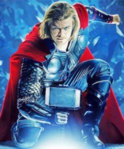 Thor Avengers Marvel Superhero