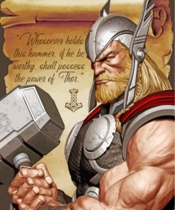 thor-paint-by-numbers