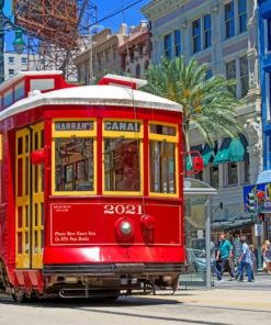 tram-in-new-orleans-paint-by-number