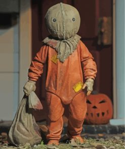 Trick r Treat Sam Paint by numbers