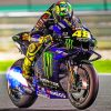 Valentino Rossi Paint by numbers