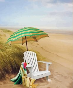 white-beach-chair-paint-by-numbers