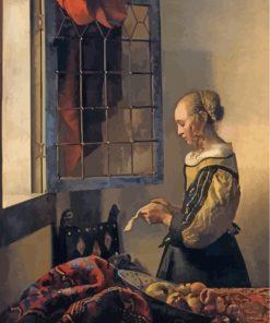 woman-by--johannes-vermeer-paint-by-numbers