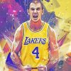 Alex-Caruso-art-paint-by-numbers