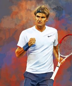 Roger-Federer-art-paint-by-numbers