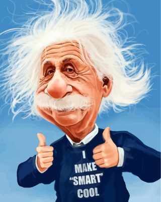 einstein-paint-by-numbers