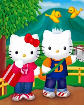 hello-kitty-couple-paint-by-numbers
