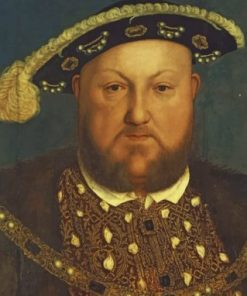 Henry VIII England Monarch Paint by numbers