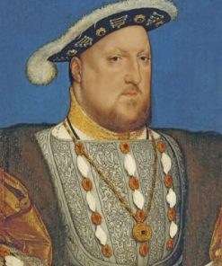 Henry VIII Paint by numbers