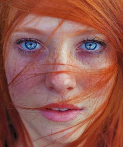 red-head-girl-with-blue-eyes-paint-by-numbers