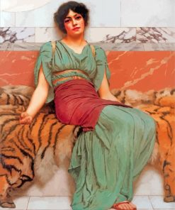 John william godward sweet dreams paint by numbers
